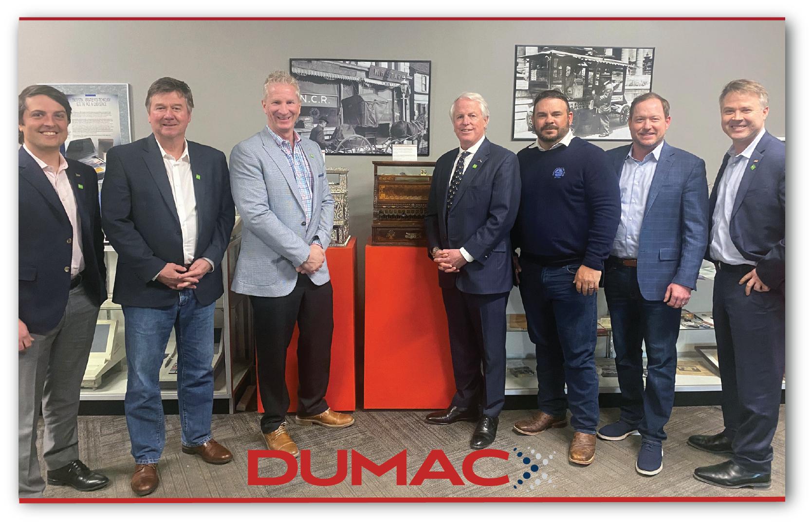 DUMAC Achieves Top CFR Sales!